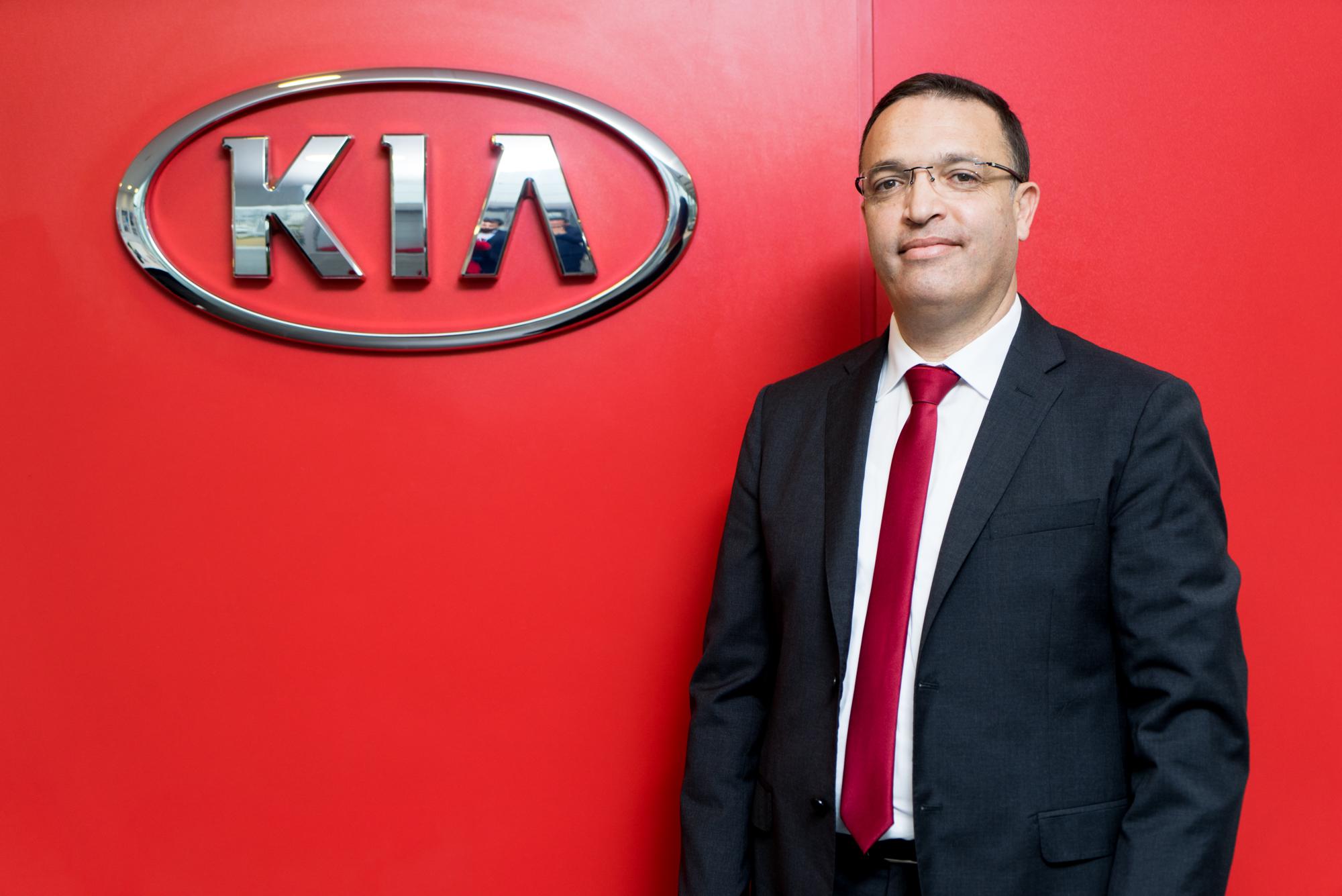 """تعيين  """"رياض العنابي"""" مديرا عاما جديدا لشركة  """"City Cars – KIA"""":"""