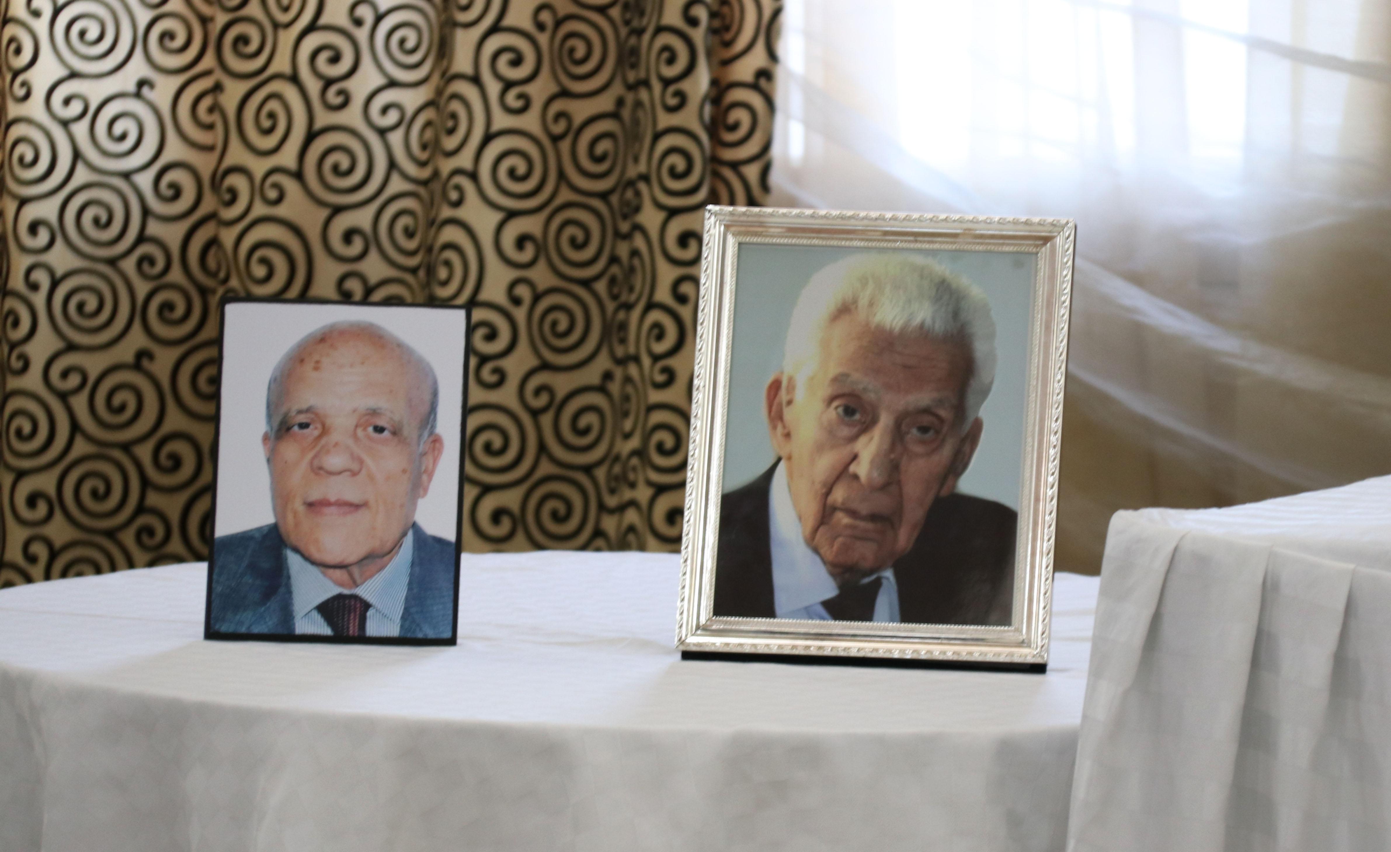 وزير الخارجية يشرف على موكب تأبين السفيرين الفقيدين أحمد غزال ومحمد فتحي التونسي: