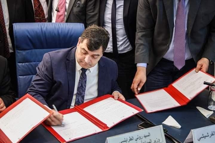 إمضاء اتفاق بين وزارتي السياحة والبيئة بخصوص تنفيذ برنامج التقليص من النفايات بجزيرة جربة: