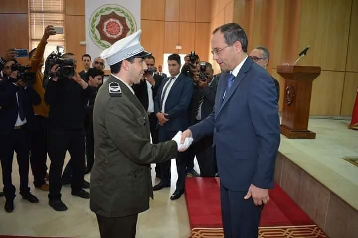 وزير الداخلية يُشرف على موكب الإحتفال بالذكرى 63 لعيد قوّات الأمن الدّاخلي: