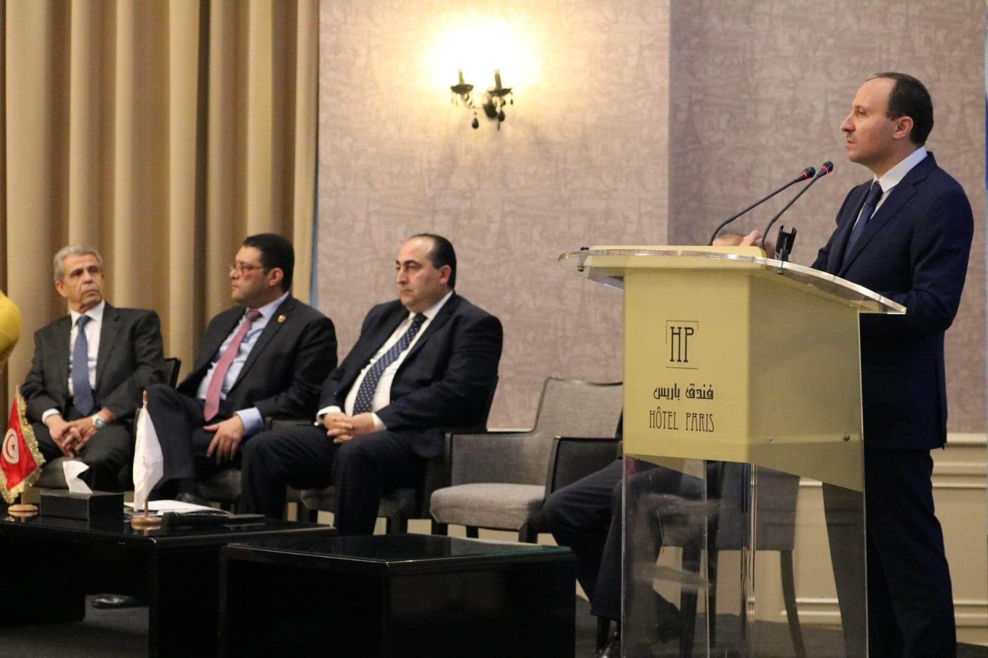 """Présentation en avant-première de l'étude  """" Les corridors transport et logistique en Afriqu"""" :Une perspective tunisienne"""