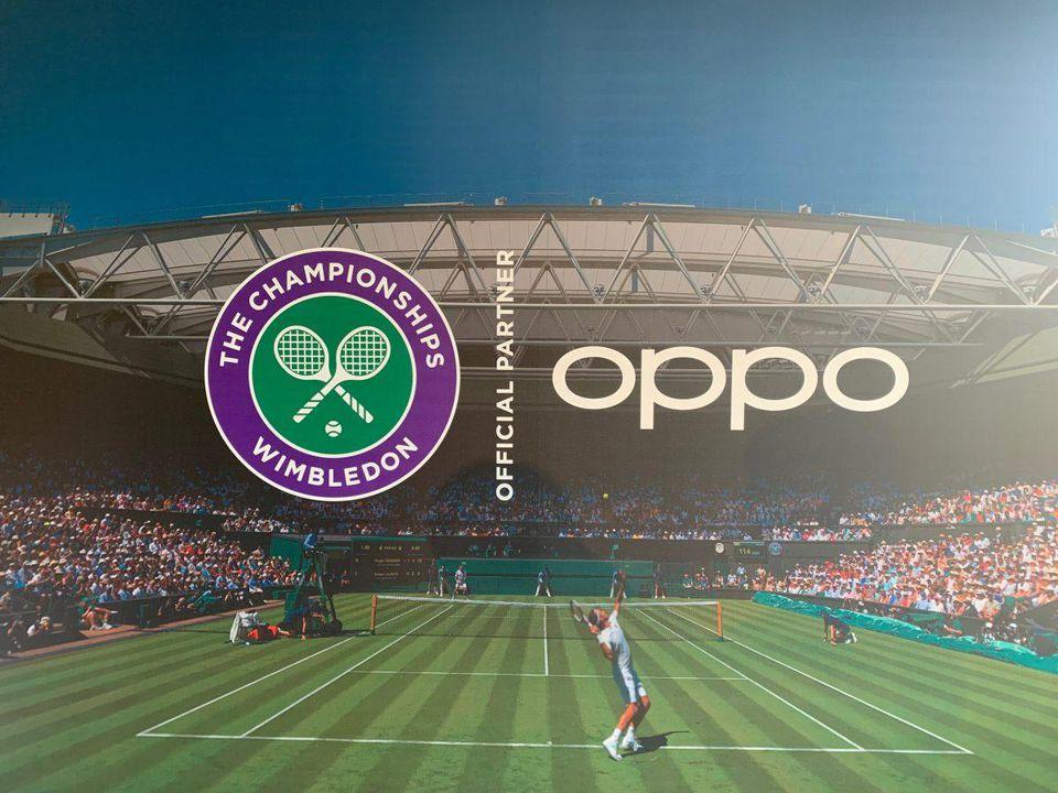 OPPO devient « fournisseur officiel » du Grand Chelem de Wimbledon