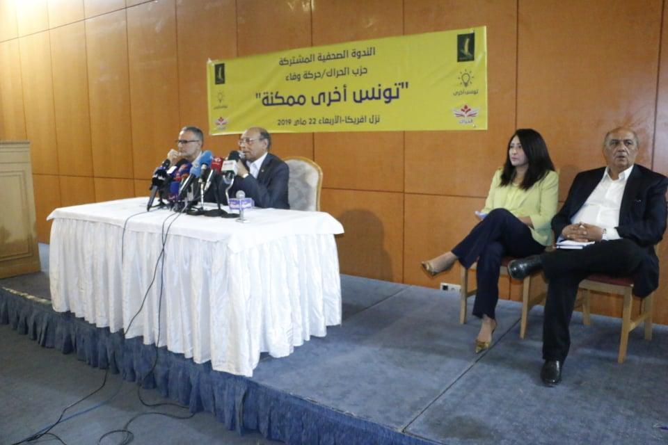 اندماج وتحالف سياسي بين الحراك وحركة وفاء: