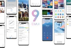 Plus de 80 millions d'utilisateurs dans le monde profite de la mise à niveau d'EMUI 9
