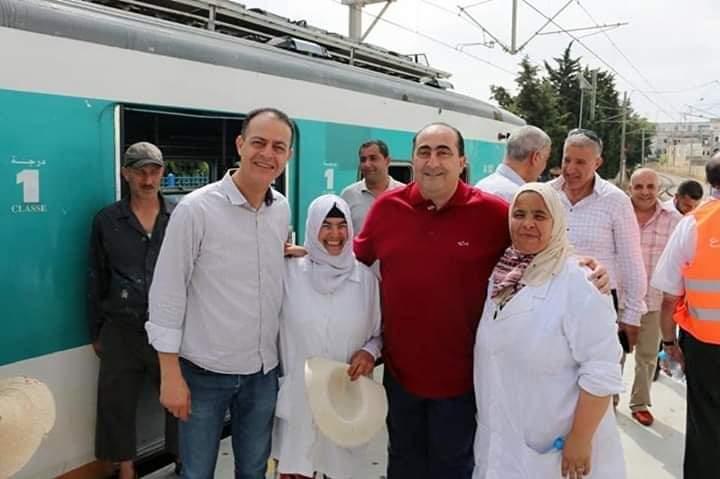 وزير النقل يشرف على انطلاق برنامج تهيئة محطات النقل البري: