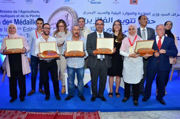 المسابقة التونسية الثانية للمنتجات المحلية: المعارف التقليدية في دائرة الضوء: