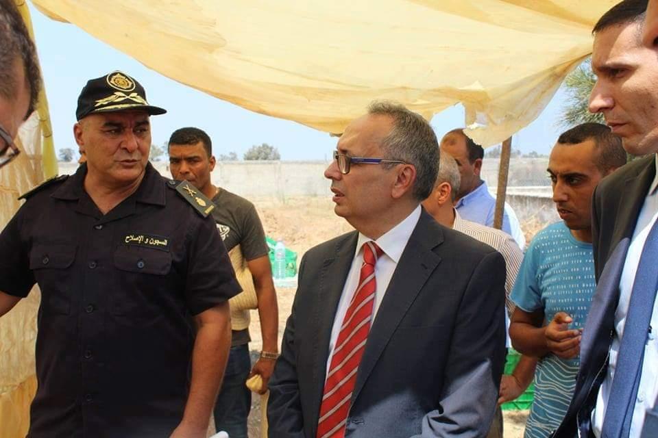 وزير العدل في زيارة فجئية إلى السجن المدني بالمهدية:
