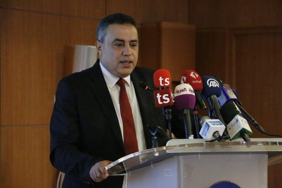 مهدي جمعة في ندوة صحفية : عاينت ما يعانيه التونسيون في حياتهم وهذا برنامجي لإنقاذهم وتغيير أوضاعهم: