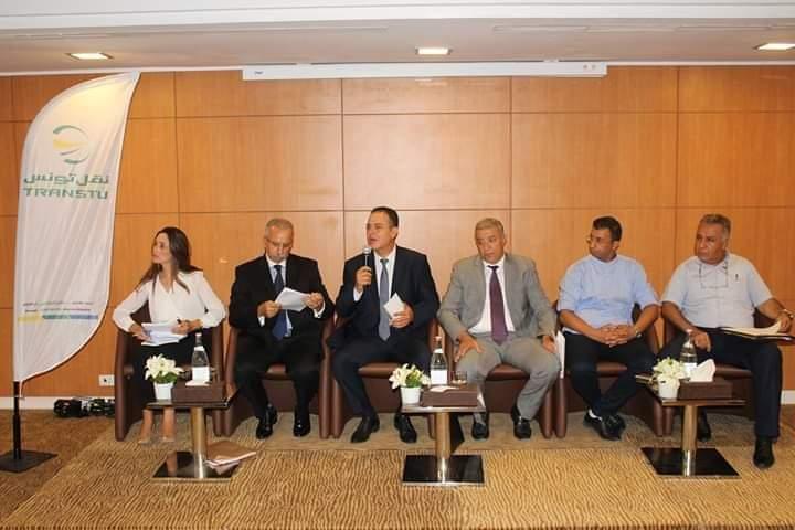 """المدير العام لشركة نقل تونس """"أنيس الملوشي"""":وفرنا حاليا 44 عون أمن سلامة يؤمنون عمليات الرقابة :"""