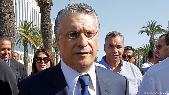 نبيل القروي يوجه رسالة إلى الشعب التونسي: