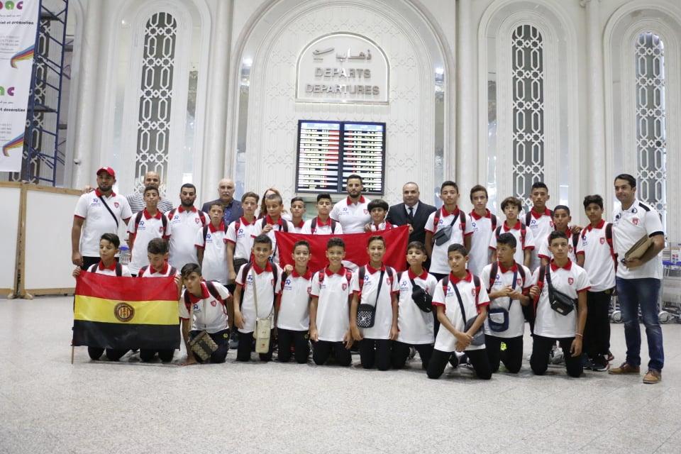 الترجي يشدّ الرحال إلى برشلونة: