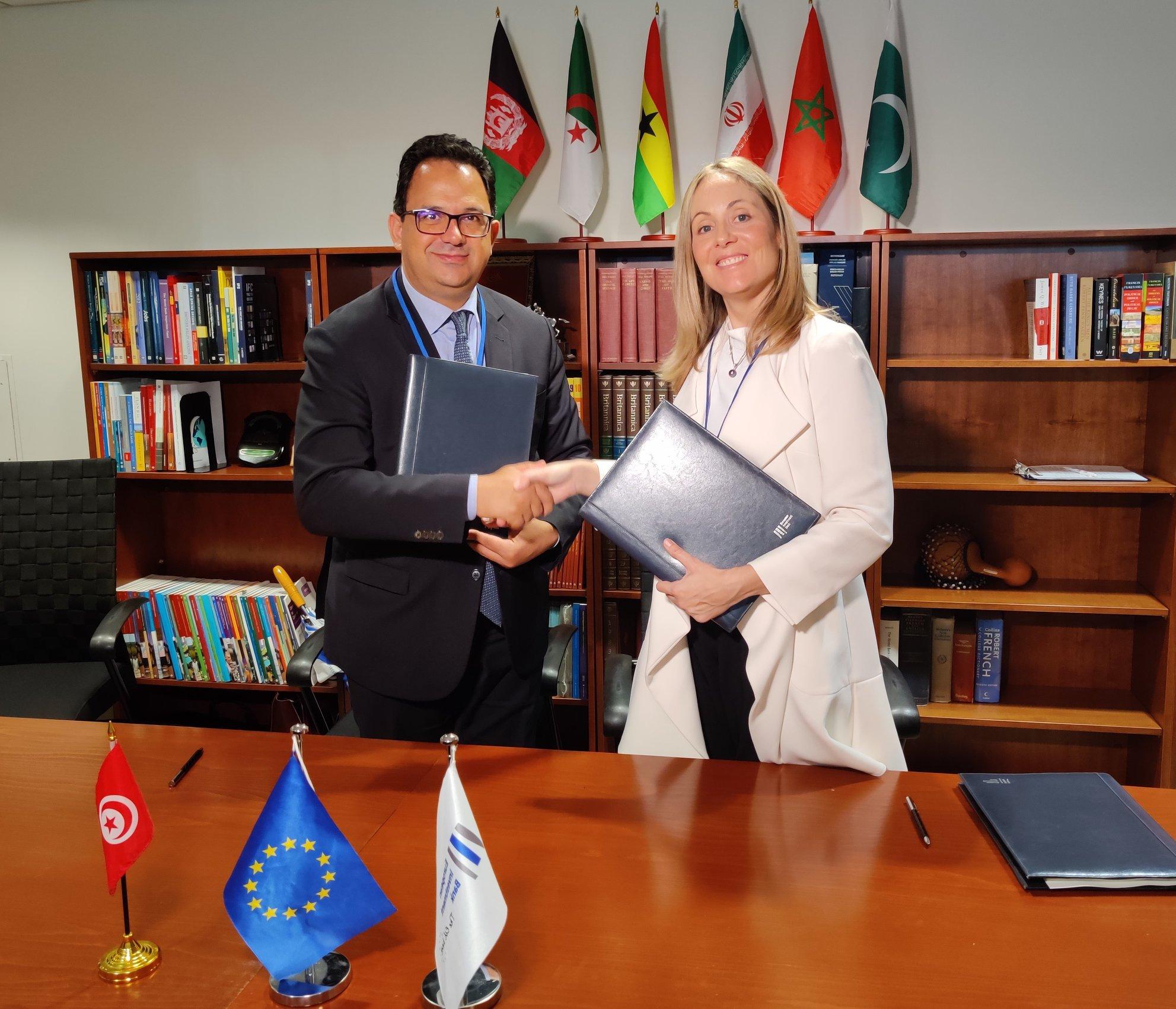 المؤسسات المالية الدولية والإقليمية،تؤكد التزامها بمواصلة دعم تونس: