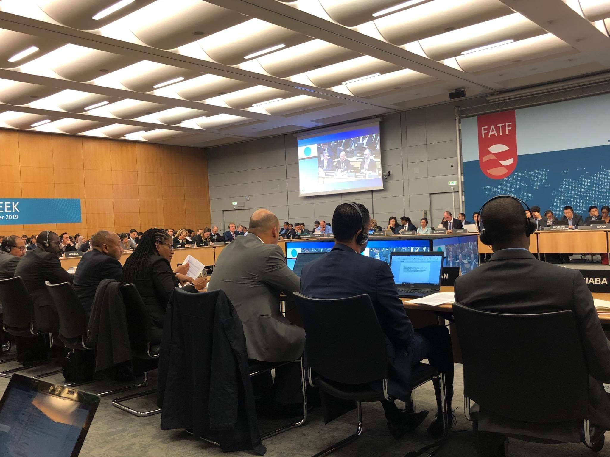 باريس: الجلسة العامة لمجموعة العمل المالي GAFI تقرّر إخراج تونس من قائمة الدول التي تشكو نقائص في منظومة مكافحة الإرهاب وغسل الأموال: