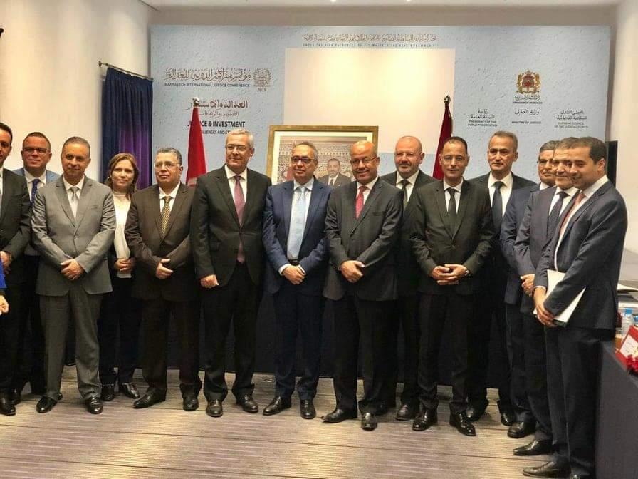 بعد تسع سنوات من التوقّف : إجتماع اللجنة القضائية الدائمة التونسية المغربية بمراكش: