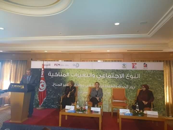 وزير الشؤون المحلية و البيئة: سنتبع خطة جهوية لمتابعة المشاريع الخاصة بالنساء الريفيات المعنيات أكثر بالتغيرات المناخية: