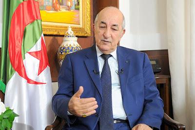 انتخاب عبد المجيد تبون رئيسا للجزائر بعد فوزه بـ58,15 بالمئة من الأصوات: