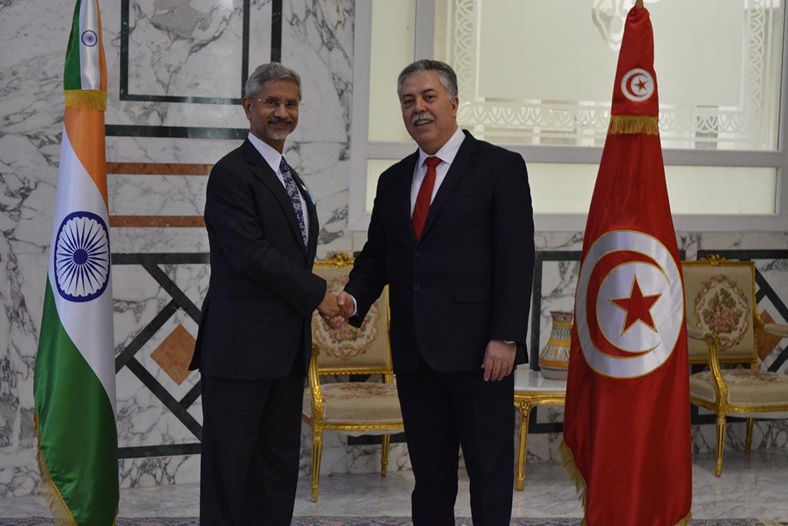 توقيع مذكرة تفاهم بين تونس و الهند لإحداث المركز التونسي الهندي للإبداع في مجال تكنولوجيا المعلومات والاتصال بتونس: