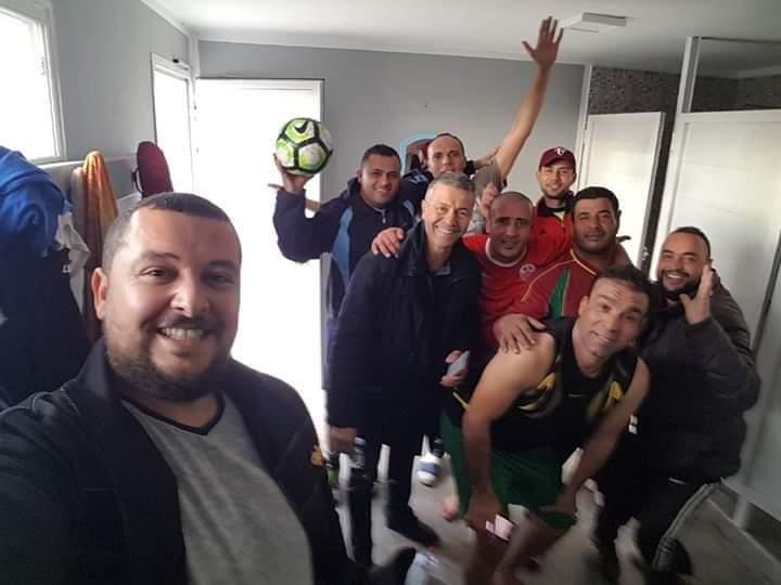 إتحاد الخبراء العدليين  ينتصر على فريق ستائر الإمام ب10 أهداف مقابل 3: