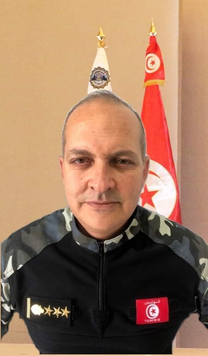 """العقيد""""طارق البلعزي""""ناطقا رسميا بإسم الإدارة العامة لأمن رئيس الدولة و الشخصيات الرسمية :"""