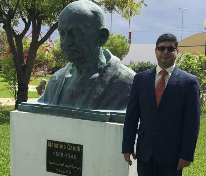 """سفير الهند بتونس يكتب مقالا حول """"التحالف الدولي للطاقة الشمسية"""": منتدى للعمل معًا على مكافحة تغير المناخ :"""