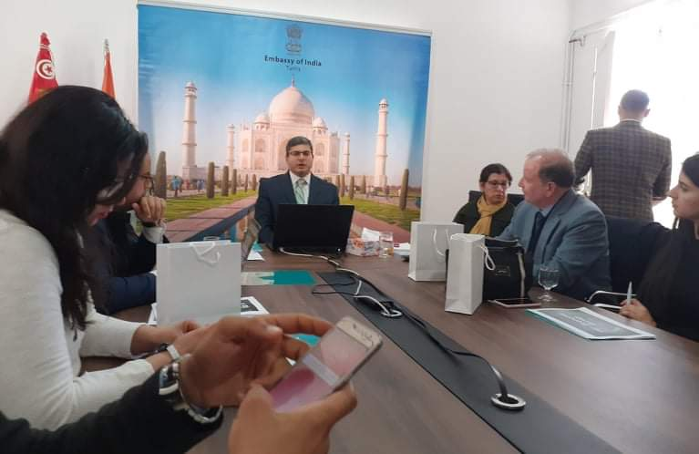 سفير الهند بتونس:سنجعل من تونس منطقة مفضلة للسينما في بوليود :