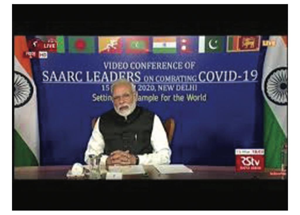 رئيس وزراء الهند يعلن عن مساهمته بمبلغ 10 ملايين دولار في صندوق إعتماد لمكافحة وباء COVID: