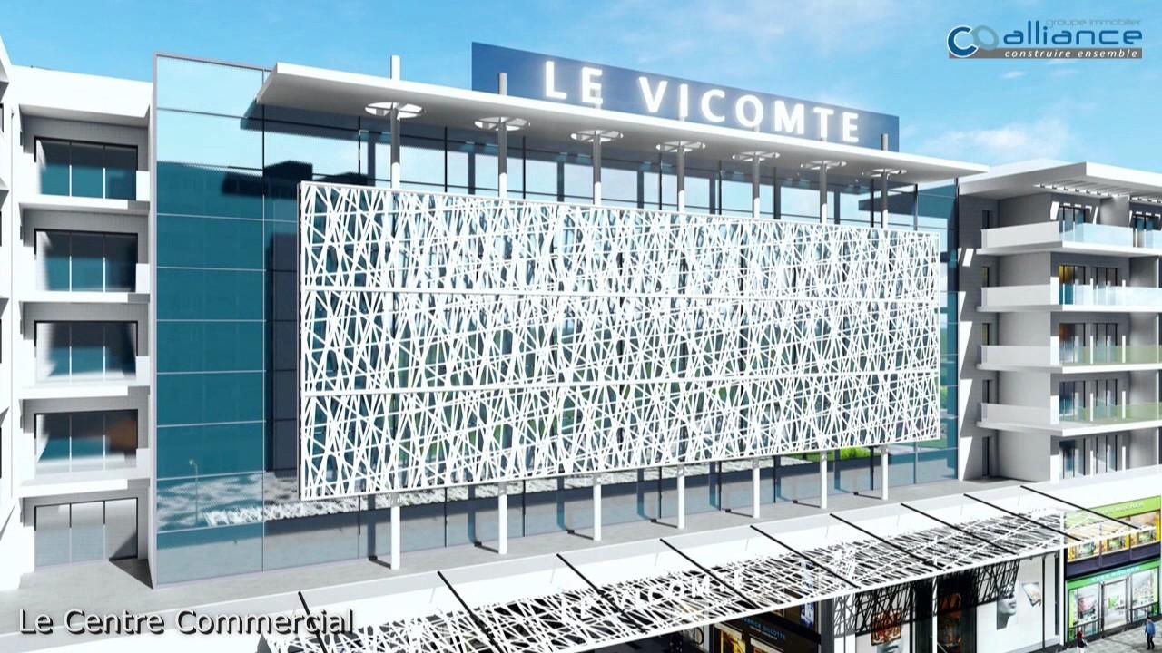 إفتتاح Vicomte الجوهرة الجديدة للمجموعة التونسية الفرنسية Alliance بسوسة: