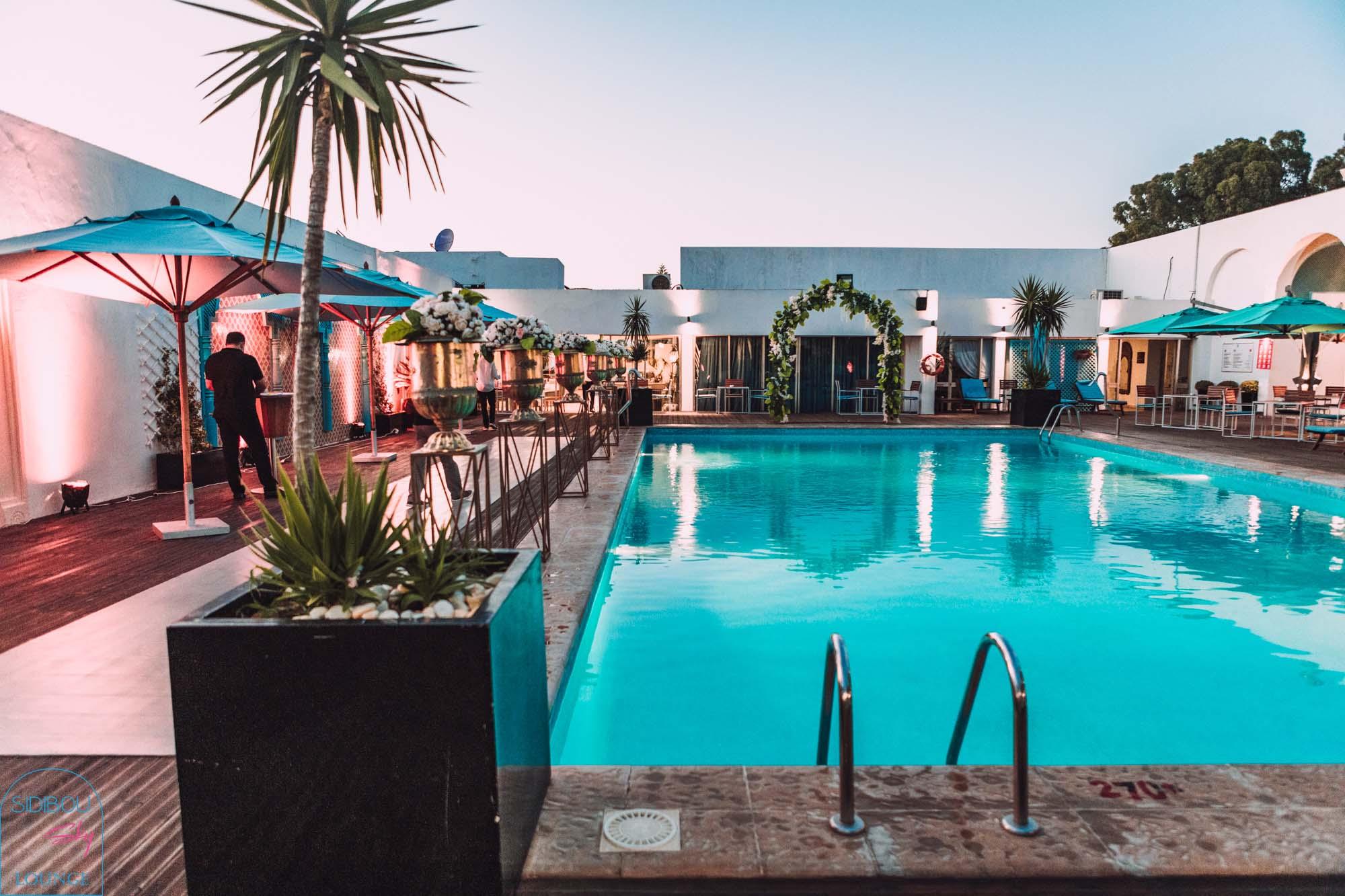 L'hôtel Sidi Bou Saïd ouvre officiellement ses portes:photos