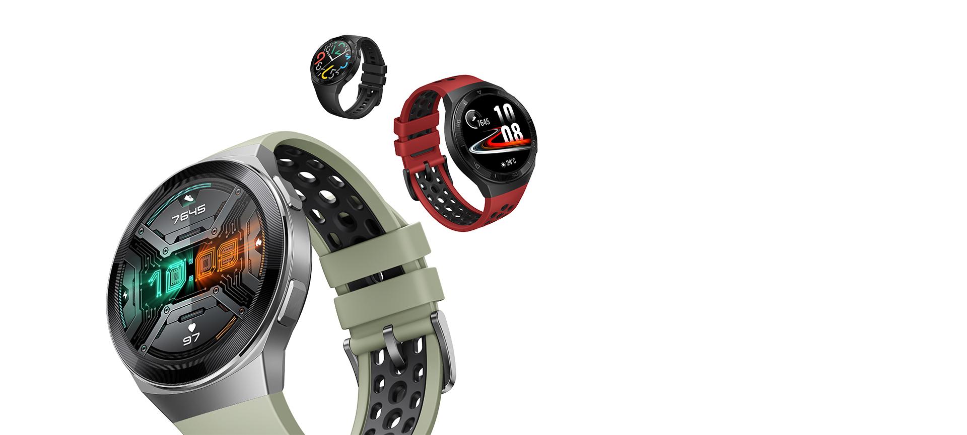 Les Nouveaux Freebuds et Watch GT 2e de Huawei, La touche finale pour accessoiriser votre style