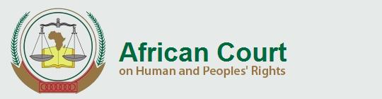 المحكمة الإفريقية تبدأ الدورة العادية الثامنة والخمسين (58) في 31 أغسطس 2020: