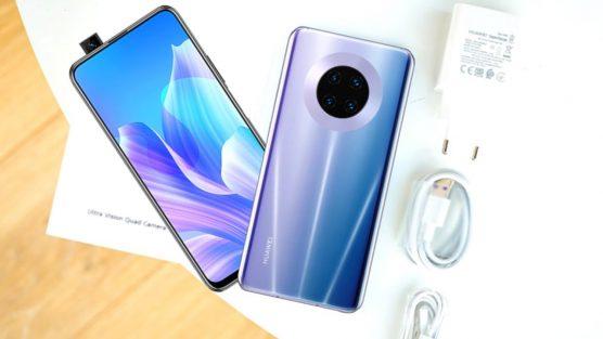 La série Y de Huawei a complètement changé le jeu avec l'introduction de HUAWEI Y9a avec les trois éléments de rêve!  Caméra-super charge-stockage