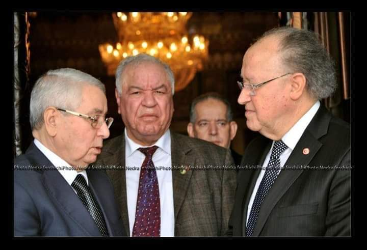 """سفير الجزائر السابق بتونس""""عبد القادر الحجار""""في ذمة الله:"""