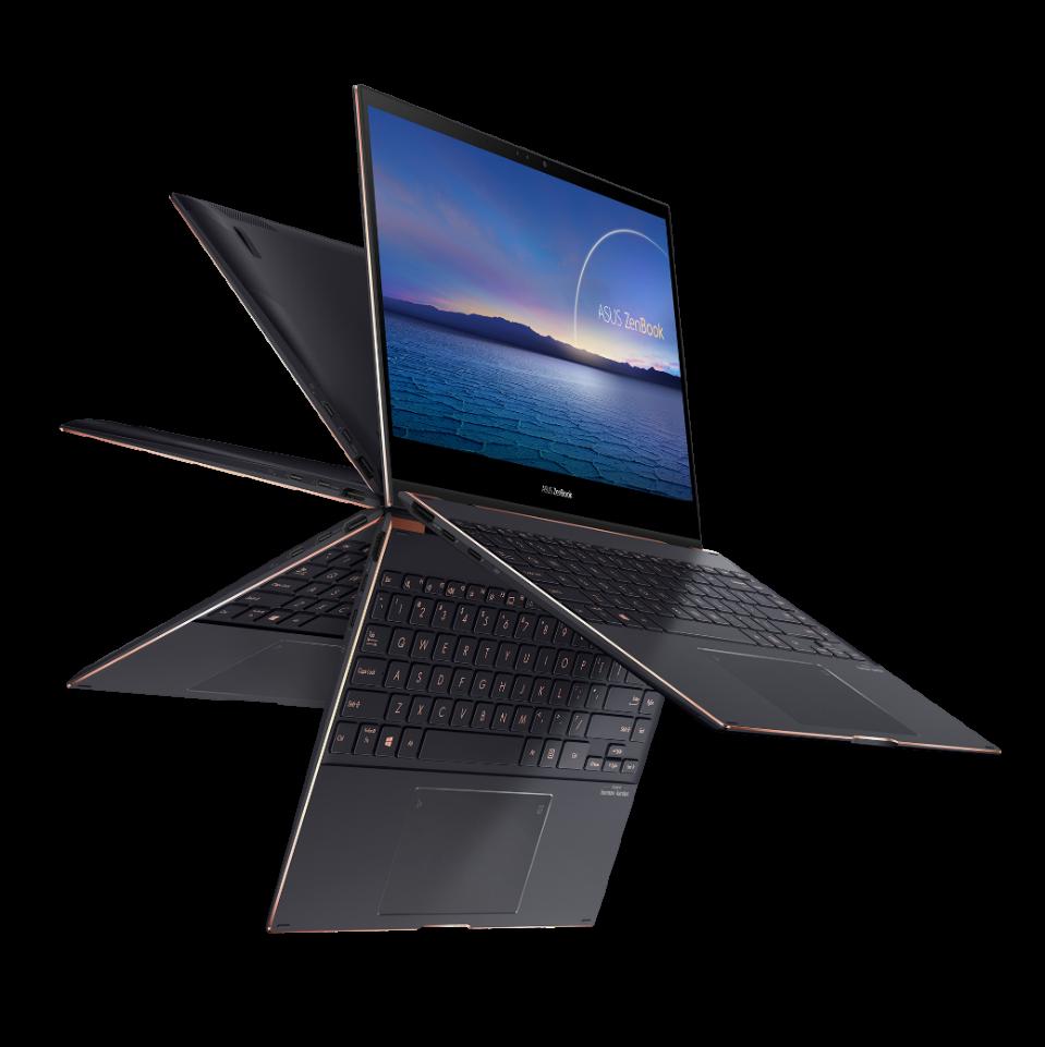 """جديد""""ASUS"""": نهاية سنة إستثنائية مع الحاسوبين الجديدين ZenBook Flip S و Zenbook 14:"""