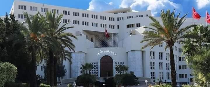 وزارة الشؤون الخارجية تنفي الأنباء المتداولة حول إمكانية إرساء علاقات ديبلوماسية بين تونس و الكيان الصهيوني:
