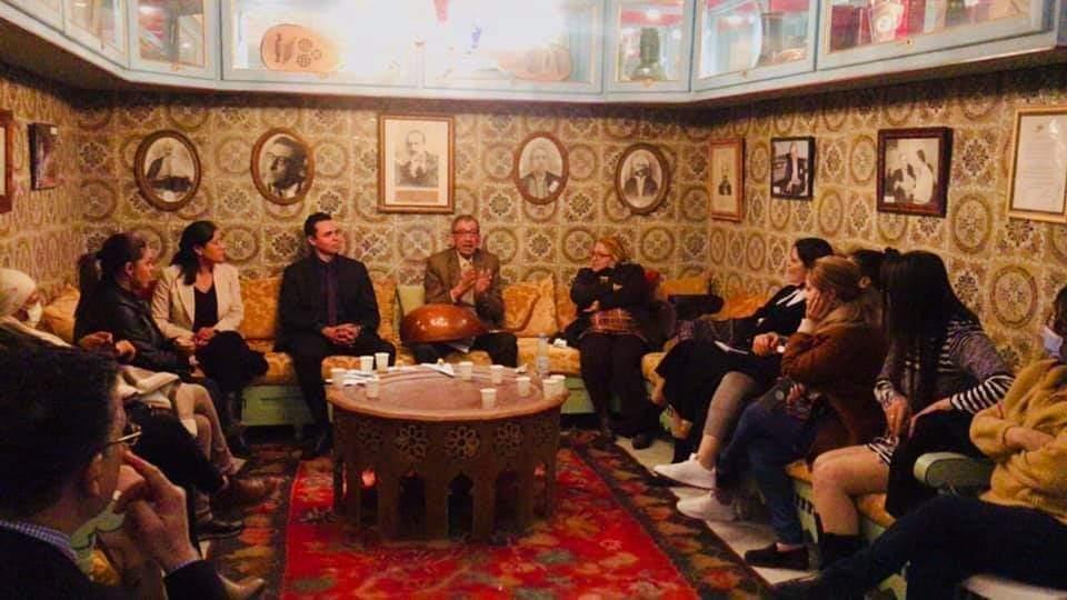 الجمعية الوطنية للمحامين بتونس تؤسس نادي للموسيقى و الغناء: