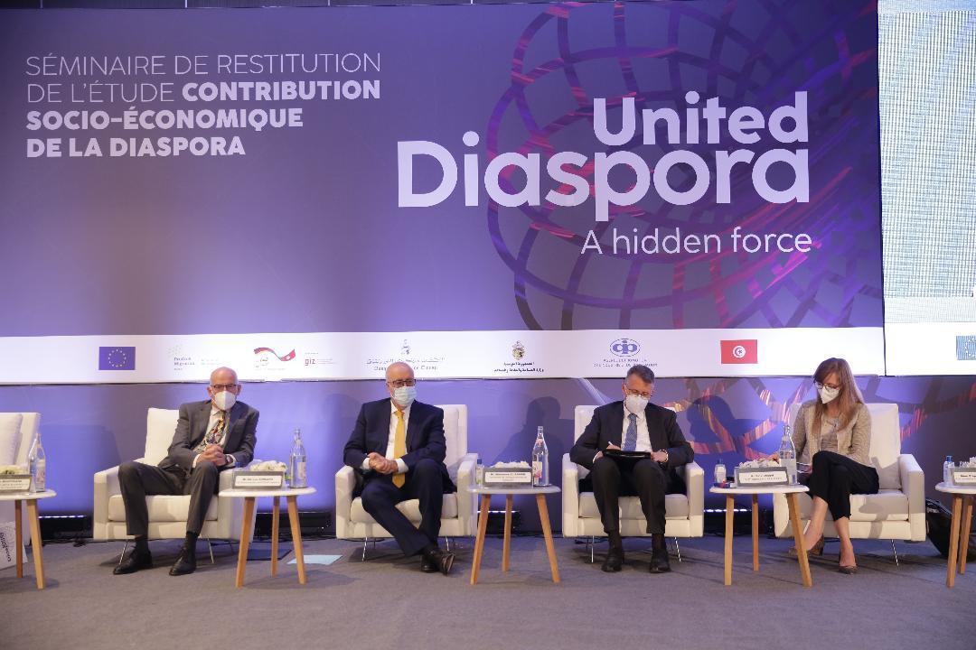 الشتات التونسي في قلب التنمية الإجتماعية والإقتصادية للبلاد: