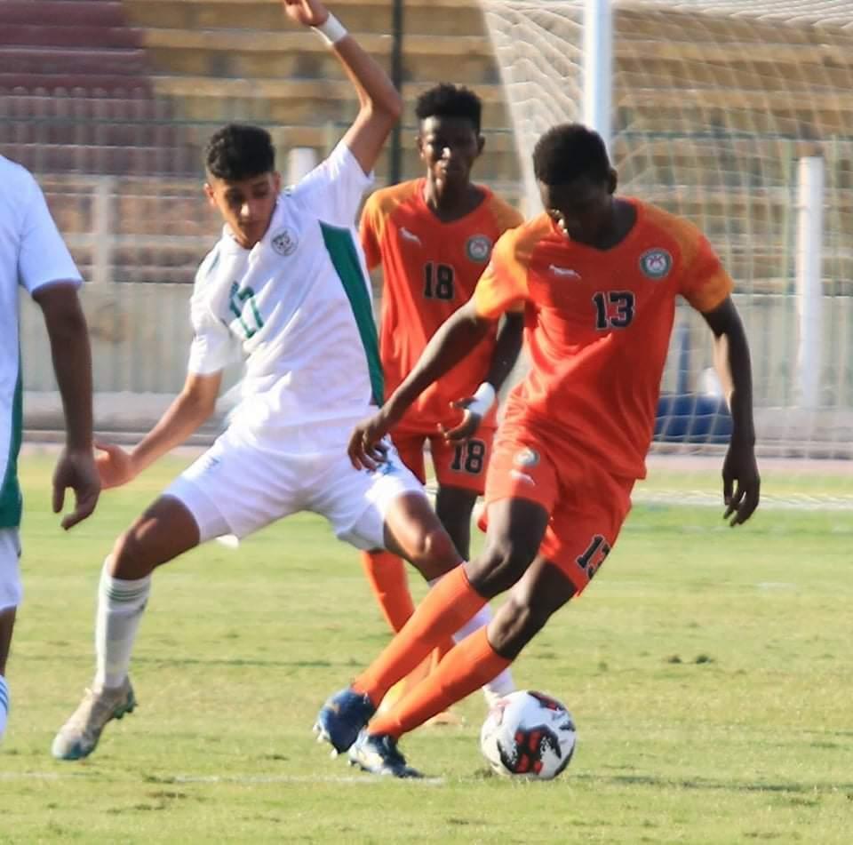 تأهل منتخبات مصر والجزائر والمغرب وطاجيكستان إلى ربع نهائي كأس العرب للشباب :