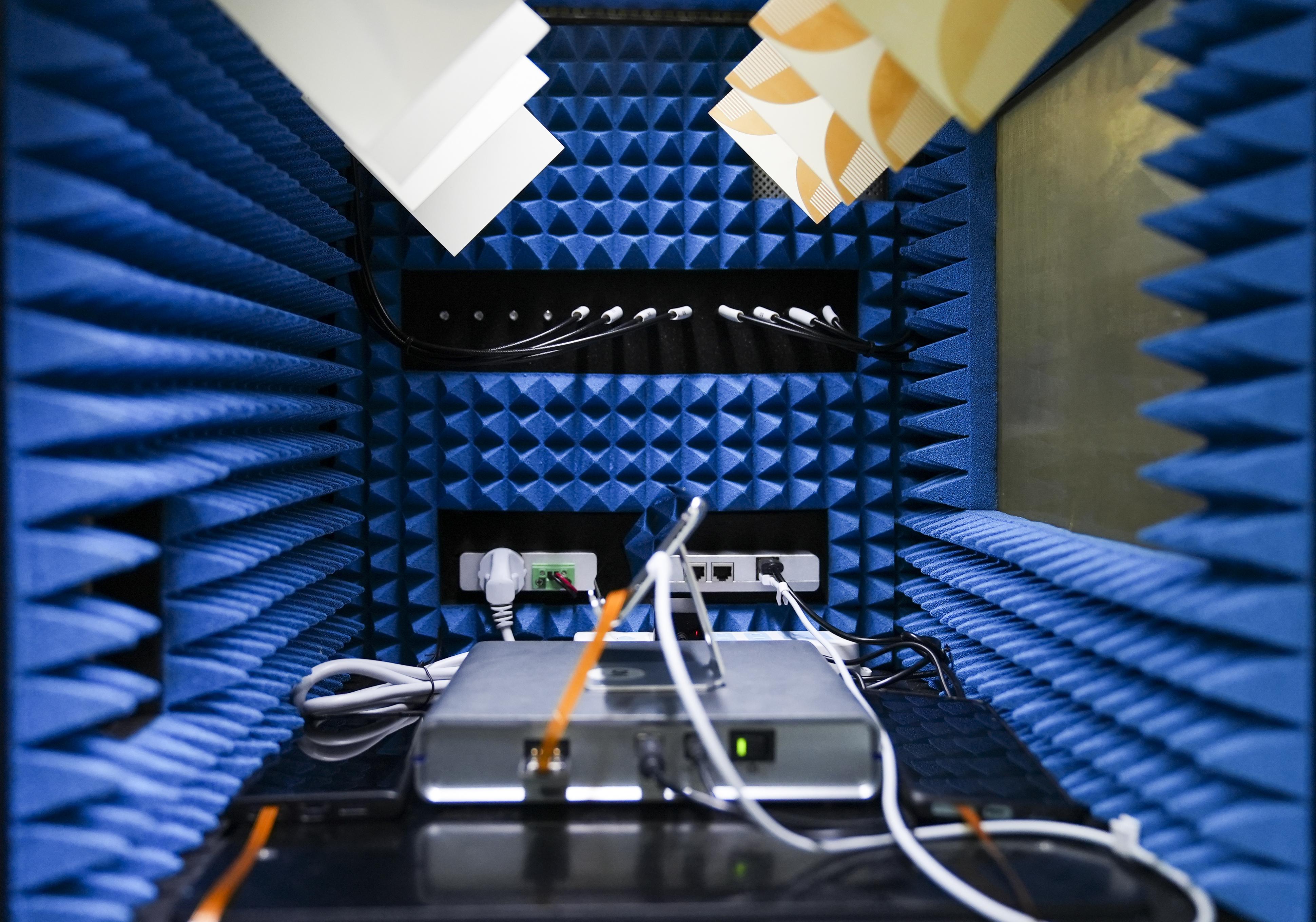 OPPO تكشف عن مختبرها للاتّصالات من الجيل الخامس تمّ تطويره بالتّعاون مع إريكسون: